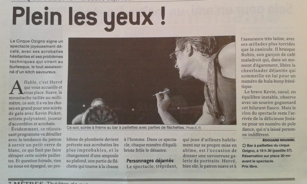 Presse Chalon 2015