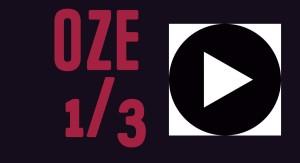 OZE 1sur3